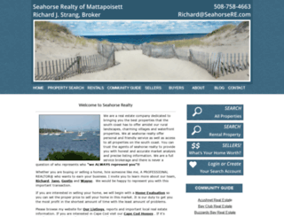 richardstrang.point2agent.com screenshot