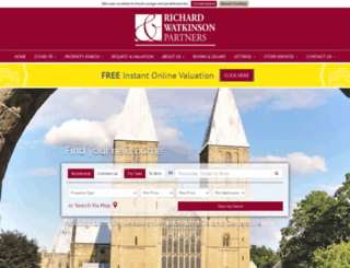 richardwatkinson.co.uk screenshot