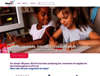 richartcolor.com screenshot
