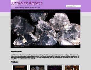 richmarkimports.com screenshot