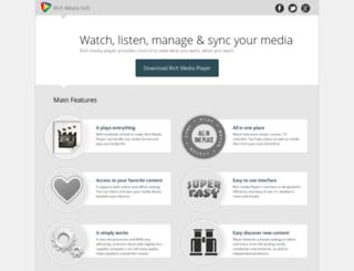 richmediasoft.com screenshot