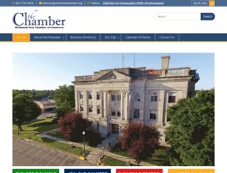 richmondchamber.org screenshot