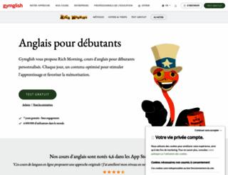 richmorning.fr screenshot