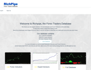richpips.com screenshot