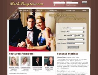 richsingles.com screenshot