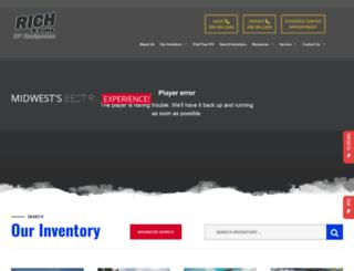 richsonsrv.com screenshot