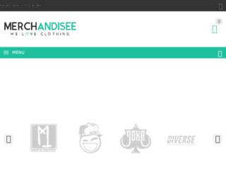 richter.merchandisee.de screenshot