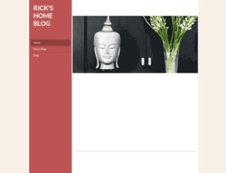 rickbenn.weebly.com screenshot