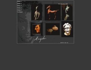rickengelen.com screenshot