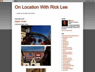 rickleephoto.blogspot.com screenshot