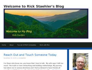 rickstaehler.com screenshot