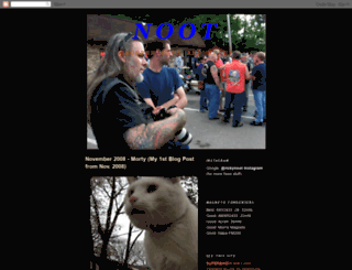 rickynoot.blogspot.com screenshot