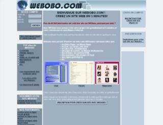 rida1.webobo.com screenshot