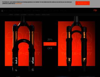 ridefox.com screenshot
