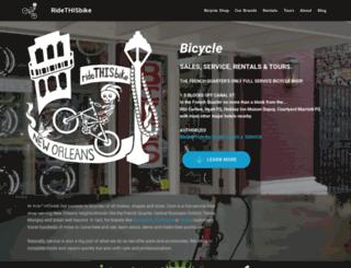 ridethisbike.com screenshot