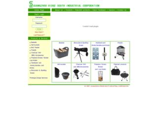 ridgeindustrial.com screenshot