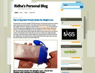 ridhayusardi.wordpress.com screenshot