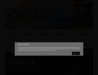 rieas.gr screenshot