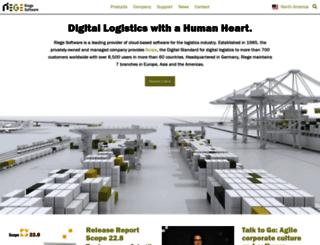 riege.com screenshot