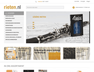 rieten.nl screenshot