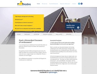 riezebosdalfsen.nl screenshot