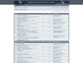 riffgauche.net screenshot