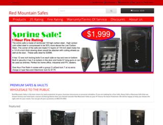 riflesafe.com screenshot