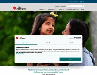 rifton.com screenshot