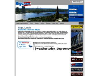 riga.com screenshot