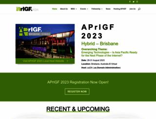 rigf.asia screenshot