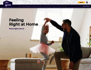 rightathomerealty.com screenshot