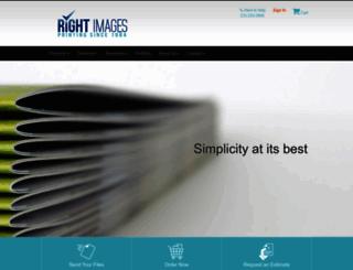 rightimages.secureprintorder.com screenshot