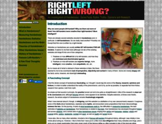 rightleftrightwrong.com screenshot