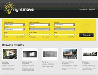 rightmove.pt screenshot