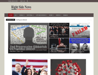 rightsidenews.com screenshot