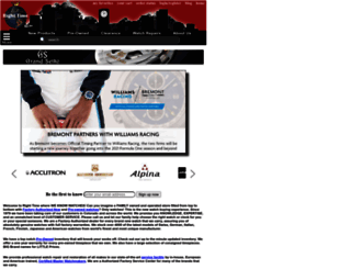 righttime.com screenshot