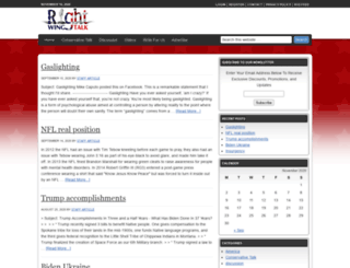 rightwingtalk.com screenshot