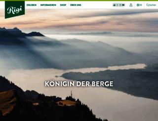 rigi.ch screenshot