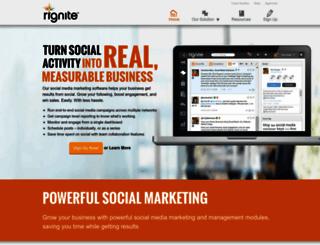 rignite.com screenshot