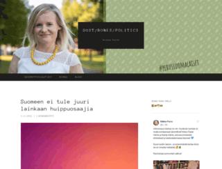 riikkapurra.net screenshot