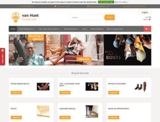 rijlaarzen.nl screenshot
