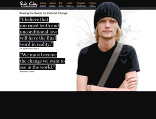rikclayfoundation.org screenshot