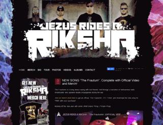 rikshaband.com screenshot