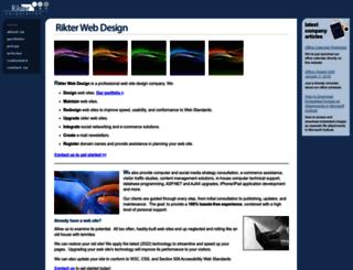 rikter.com screenshot