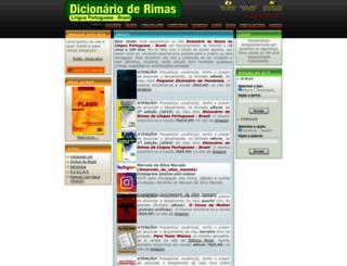rimas.mmacedo.net screenshot