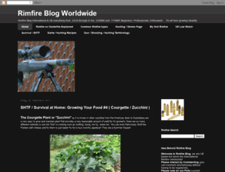rimfireblog.blogspot.com screenshot