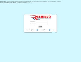 rimindo-service.com screenshot