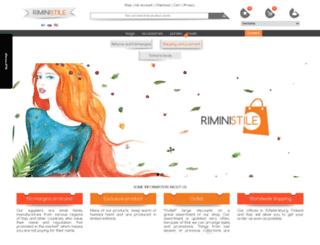 riministile.com screenshot