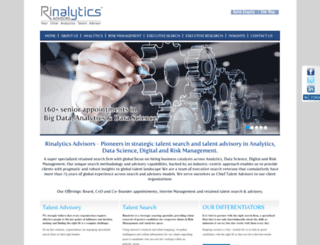 rinalytics.com screenshot