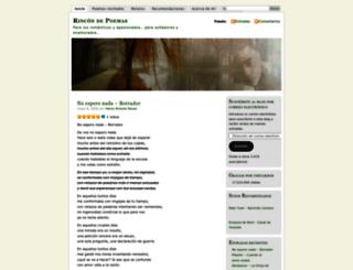 rincondepoemas.wordpress.com screenshot